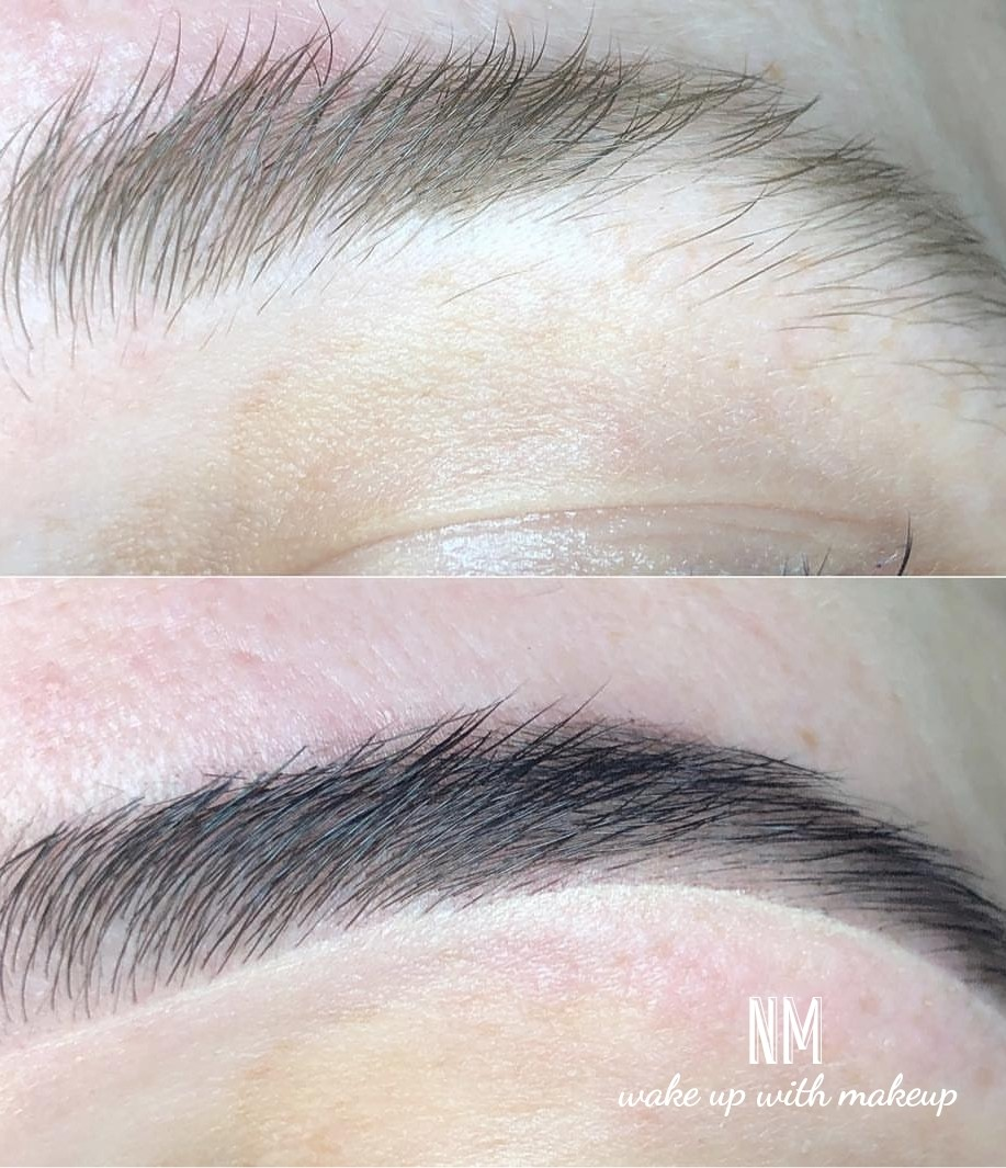 Henna Brow styling - form & farvning